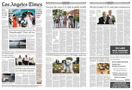 Los Angeles Times – July 06, 2020
