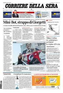Corriere della Sera – 24 giugno 2019