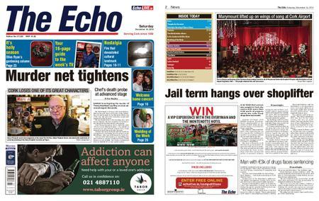Evening Echo – December 14, 2019