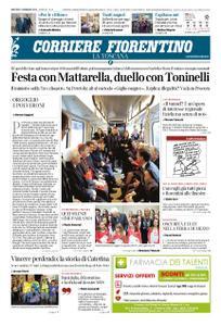 Corriere Fiorentino La Toscana – 12 febbraio 2019