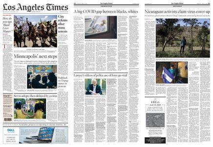 Los Angeles Times – June 08, 2020