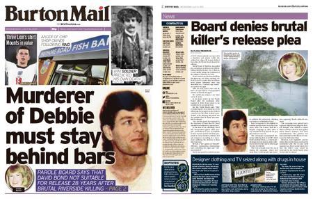 Burton Mail – July 14, 2021