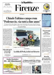 la Repubblica Firenze - 21 Luglio 2019
