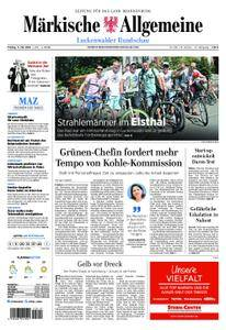 Märkische Allgemeine Luckenwalder Rundschau - 11. Mai 2018