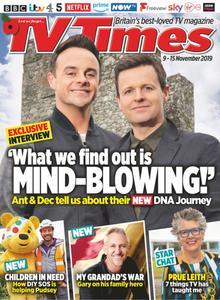 TV Times - 09 November 2019