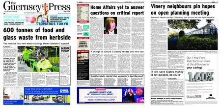 The Guernsey Press – 15 November 2018