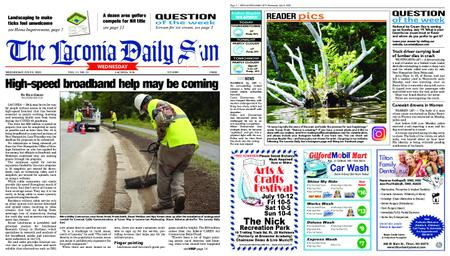 The Laconia Daily Sun – July 08, 2020