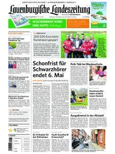Lauenburgische Landeszeitung - 20. April 2018