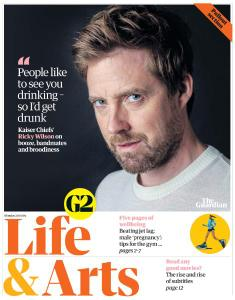 The Guardian G2 - July 22, 2019