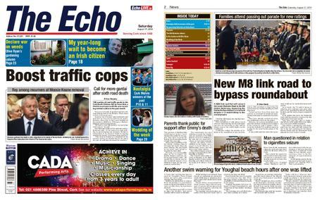 Evening Echo – August 17, 2019