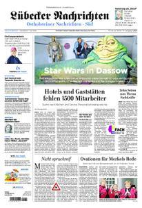 Lübecker Nachrichten Ostholstein Süd - 01. Juni 2019