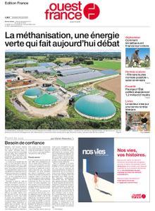 Ouest-France Édition France – 20 août 2021