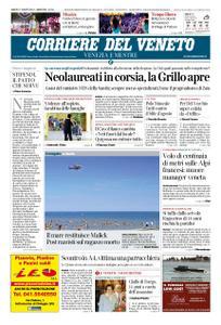 Corriere del Veneto Venezia e Mestre – 17 agosto 2019