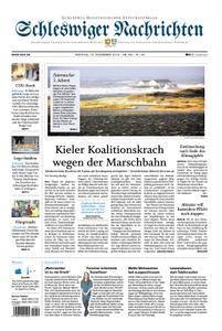 Schleswiger Nachrichten - 16. Dezember 2019