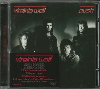Virginia Wolf - Self-titled Album + Push (1986 + 1987) [Remastered 2010] {RE-UP}- 2 albums in 1 publication -