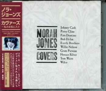 Norah Jones - Covers (2012) {Japan 1st Press}