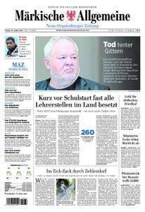 Neue Oranienburger Zeitung - 10. August 2018