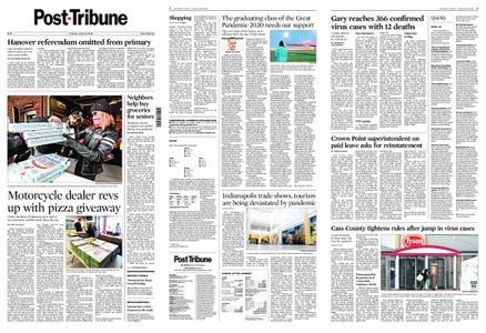 Post-Tribune – April 28, 2020