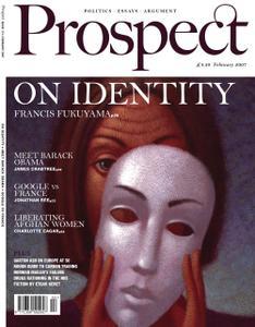Prospect Magazine - February 2007