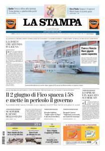 La Stampa Imperia e Sanremo - 3 Giugno 2019