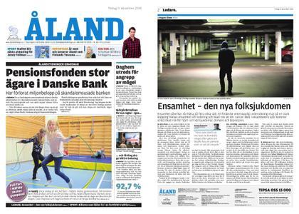 Ålandstidningen – 11 december 2018
