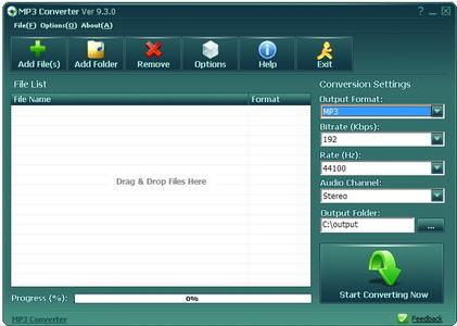 Reezaa MP3 Converter 9.4.0