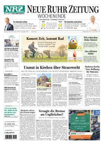 NRZ Neue Ruhr Zeitung Essen-Postausgabe - 20. April 2019