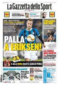 La Gazzetta dello Sport Roma – 21 febbraio 2020