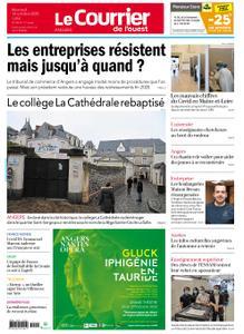 Le Courrier de l'Ouest Angers – 14 octobre 2020