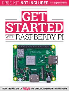The Official Raspberry Pi Starter Kit - Get Started with Raspberry Pi, 2019