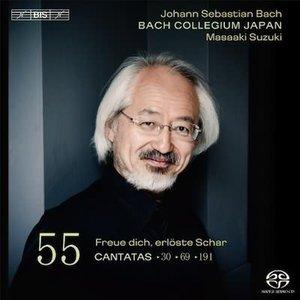 J.S.Bach - Cantatas Volume 55 (Suzuki)