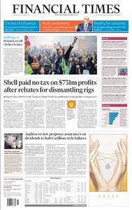 Financial Times UK – 18 December 2019