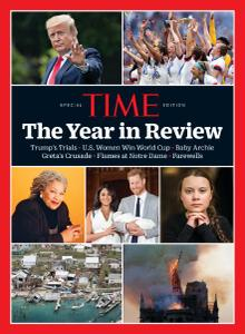 Time Special Edition - A Year in Review (2019)