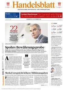 Handelsblatt - 24. November 2016