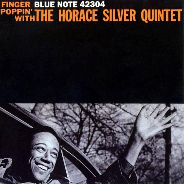 The Horace Silver Quintet - Finger Poppin' (1959) [Reissue 2003] (Repost)
