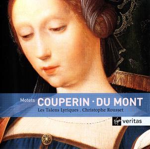 Christophe Rousset, Les Talens Lyriques - Couperin, Du Mont: Motets (2004)