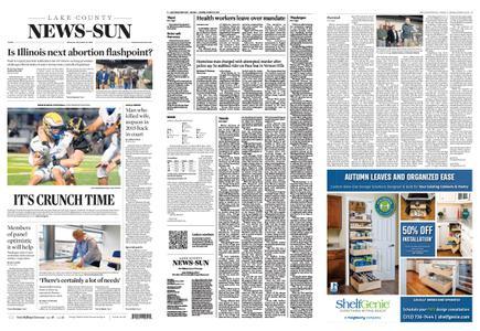 Lake County News-Sun – October 25, 2021