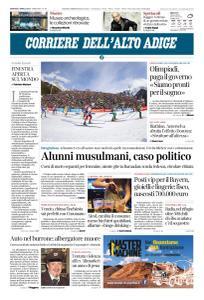 Corriere dell'Alto Adige - 2 Aprile 2019