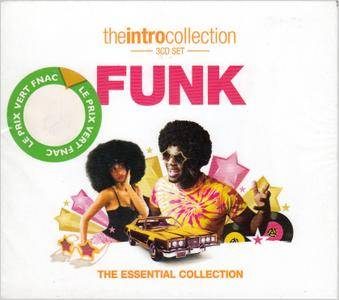 VA - Funk (The Essential Collection) (2009) [The Intro Collection] 3 CDs