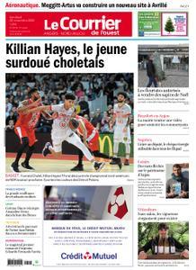 Le Courrier de l'Ouest Angers – 20 novembre 2020