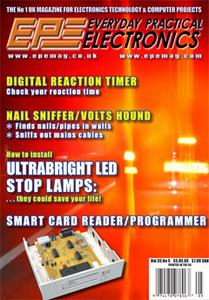 Everyday Practical Electronics - May 2006