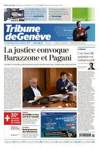 Tribune de Genève du Mardi 12 Mars 2019