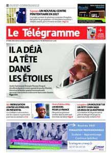 Le Télégramme Ouest Cornouaille – 21 avril 2021