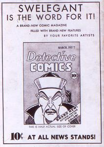 DComics YearList 1937