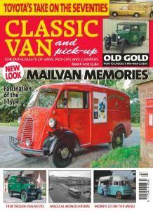 Classic Van & Pick-up - March 2017