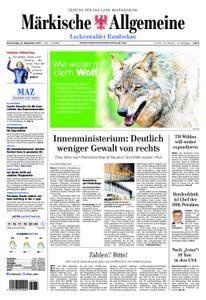 Märkische Allgemeine Luckenwalder Rundschau - 14. September 2017