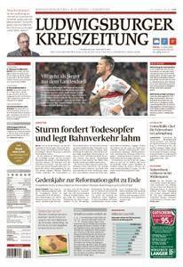 Ludwigsburger Kreiszeitung - 30. Oktober 2017