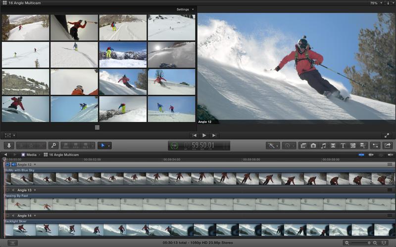 Final Cut Pro X v10 1 [Mac App Store] / AvaxHome