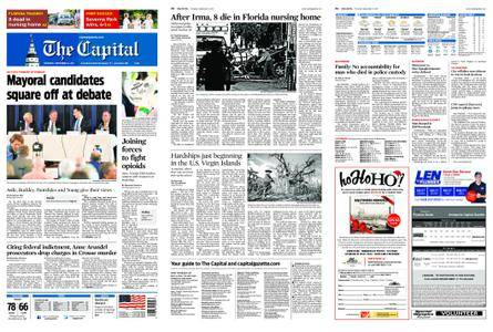 The Capital – September 14, 2017