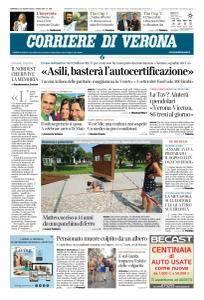 Corriere di Verona - 12 Agosto 2018